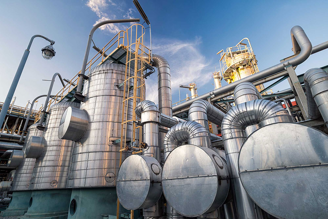Bulk Industrial Desiccants & Adsorbents