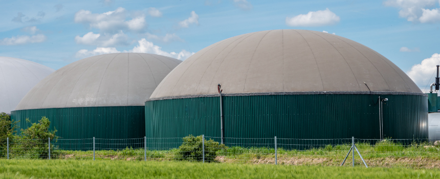 "Although there are many benefits to biogas, there are also some challenges in achieving success in this area. Here are some of the current challenges: Refinement needed – The ""raw"" biogas produced in an anaerobic digester contains methane, carbon dioxide, hydrogen sulfide, and other impurities. These impurities must be removed or at least reduced through additional chemical processes to separate the methane. Running sensitive systems like internal combustion engines (such as the ones in biogas powered busses) with these impurities can corrode the metal surfaces and increase maintenance costs. The digestate must also be processed to be utilized in liquid and solid forms. H2S removal from a gas stream in landfill gas applications can be achieved with FerroSorp® H2S removal media. FerroSorp removes H2S with high efficiency, saving your company time and money. Sustainable business model – The biogas production environment needs a reliable supply chain. It starts with a consistent feedstock supply, an anaerobic digester of appropriate capacity, knowledgeable workers and management, and clients to buy the excess biogas and fertilizer products. Adherence to local, state, and federal government compliance standards and guidelines is also essential, especially if tax credits or offsets are being claimed. Large-scale production difficulty – With today's technology, it is not feasible to expect that biogas production would replace existing energy production in oil/gas, wind, and solar. In 2019, biomass (renewable organic material from plants and animals) provided approximately 5% of the US's total primary energy use (EIA). However, in rural areas where feedstock is plentiful, smaller-scale production can be successful with a sustainable business model."